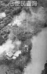 美国空袭北越