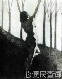 美国诗人惠特曼逝世