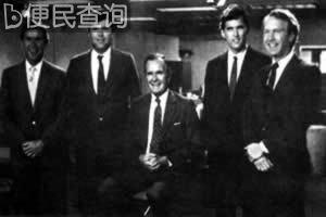 美国总统布什诞辰