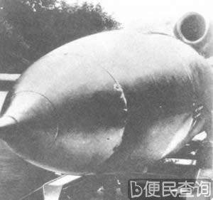 世界上第一种导弹V-1正式投入实战