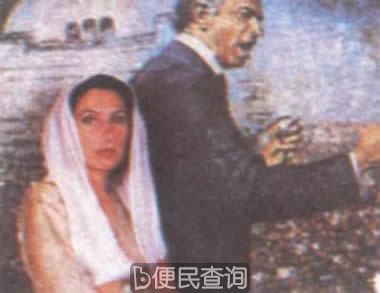 巴基斯坦贝娜齐尔继承父亲事业