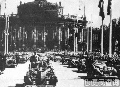 德国吞并奥地利