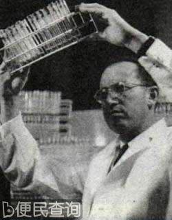 1952年3月26日 索尔克为预防小儿麻痹症带来福音