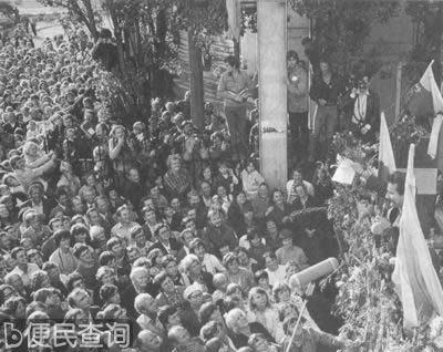 波兰工人大罢工