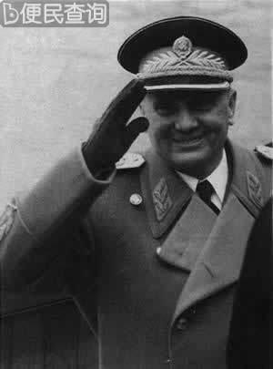 南斯拉夫总统铁托病逝