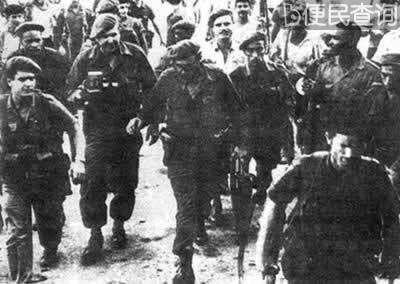 古巴反政府武装猪湾登陆失败