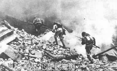 华东野战军发起济南战役