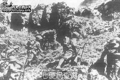 """日军向晋察冀边区大举""""扫荡"""""""