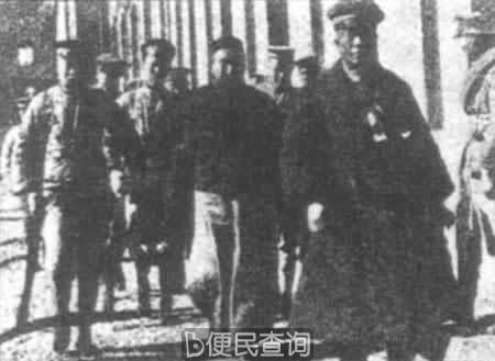 北伐军攻克武昌