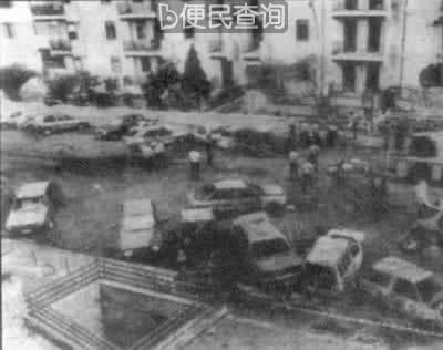 意大利著名法官法尔科内遭黑手党暗害