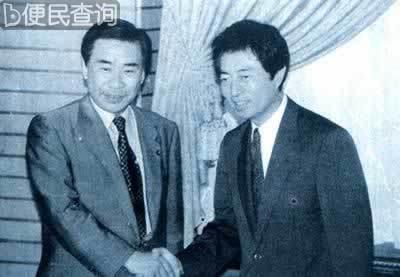 日本首相细川护熙宣布辞职