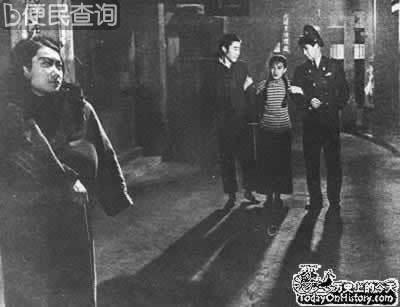 袁牧之编导的电影剧照