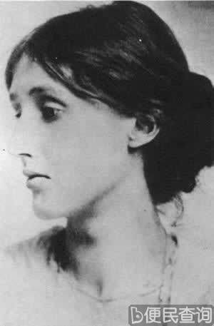 英国女作家伍尔夫投水自杀