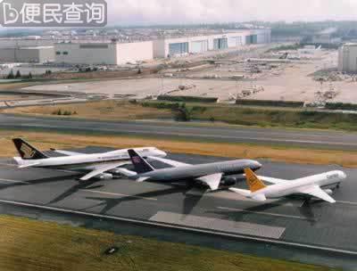 波音777正式投入运营