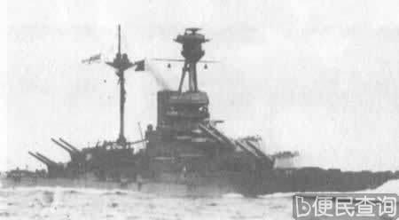 """英国军舰""""皇家橡树""""号被击沉"""