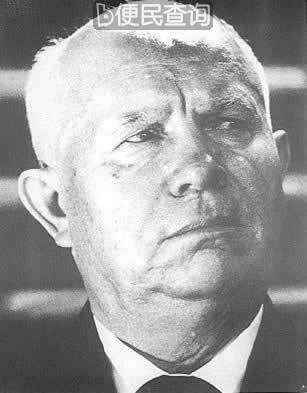 赫鲁晓夫逝世