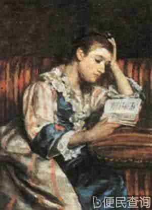 美国画家玛丽·卡萨特逝世