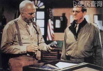 美国电影《巴顿将军》上映