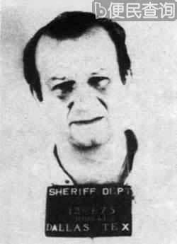 涉嫌肯尼迪凶杀案的杰克·鲁比被判处死刑
