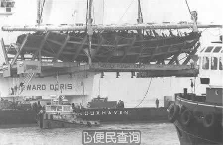 亨利八世的旗舰打捞上岸