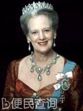 丹麦国王腓特烈九世逝世,玛格丽特二世继位