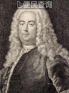 英籍德国作曲家乔治·弗里德里希·亨德尔诞辰