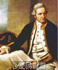 英国航海家詹姆斯·库克逝世