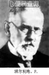 德国免疫学家,化学疗法的奠基者之一保罗·埃尔利希诞辰