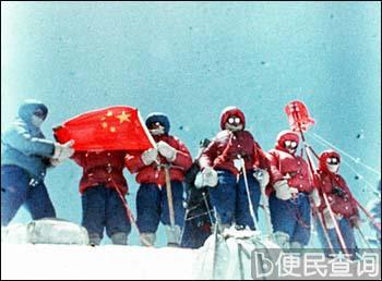西藏登山队实施攀登14座海拔8000米以上高峰计划