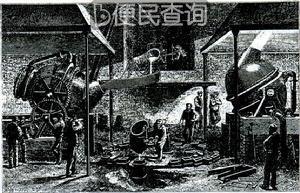 英国冶金家亨利·贝塞麦逝世
