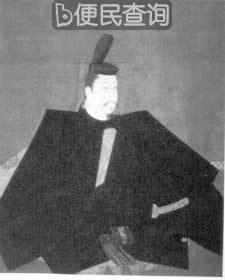 日本第一位幕府将军源赖朝逝世