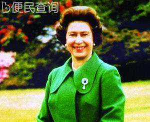 不速之客夜闯英国女王寝室