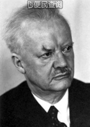 德国著名的胚胎学家汉斯·斯佩曼被希特勒迫害致死