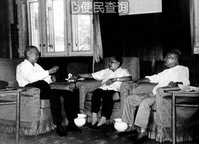 """陈云邓小平李先念密商""""交班"""""""
