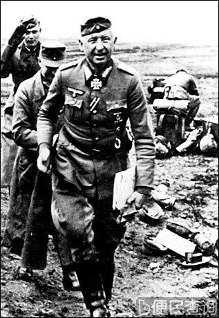 苏联红军在库尔斯克战役中转入全面反攻
