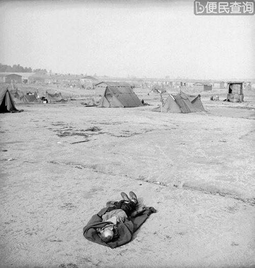 二战著名摄影大师乔治·罗杰逝世