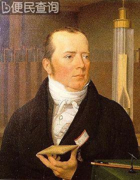 丹麦物理学家汉斯·克里斯蒂安·奥斯特出生
