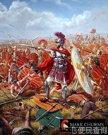 罗马恺撒大帝遇刺身亡
