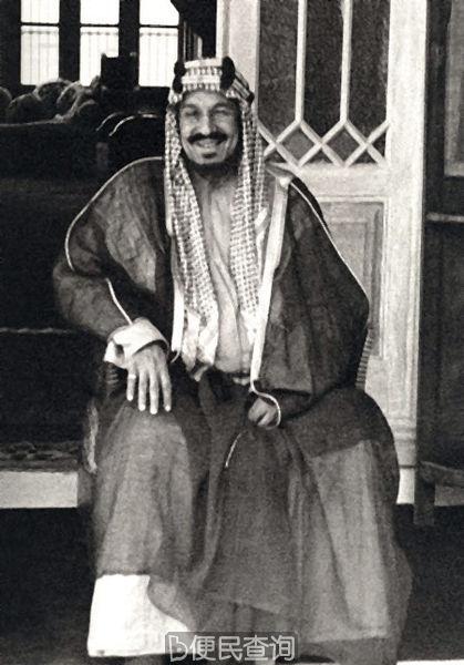 沙特阿拉伯首任国王伊本·沙特逝世