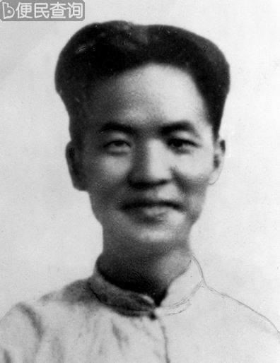 中国共产党工人运动领袖邓中夏出生