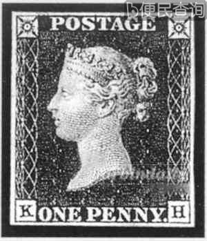 """""""邮票之父""""罗兰·希尔爵士出生"""