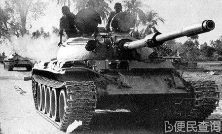 印度对巴基斯坦发动全面进攻