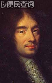 法国着名作家夏尔·佩罗出生