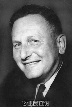 瑞士化学家保罗·赫尔曼·穆勒出生