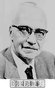 四维时空理论的创立者德国数学家赫尔曼•闵可夫斯基逝世
