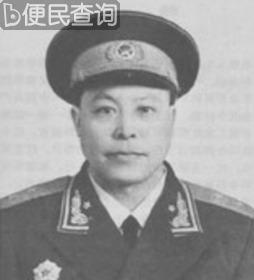 中国人民解放军中将谢有法逝世