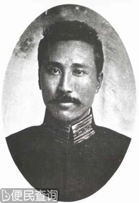 粤系军阀陈炯明出生